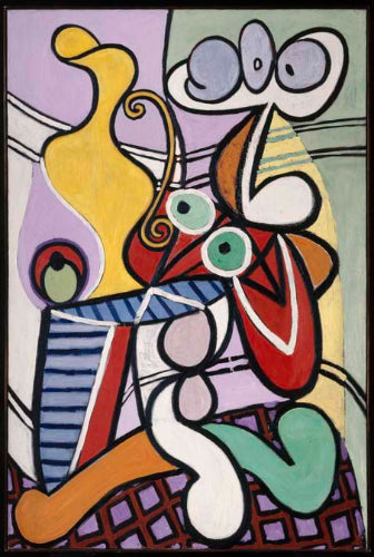 Picasso Shows Us The Colors Of The Season
