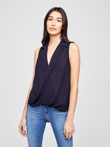 Freja Sleeveless Blouse