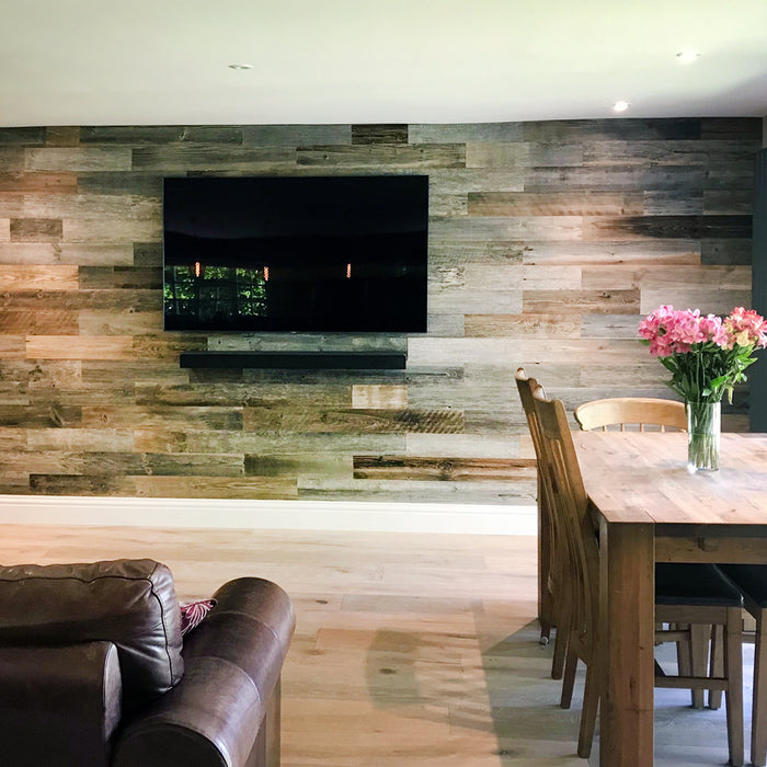 A feature wall for almost every room in your home…