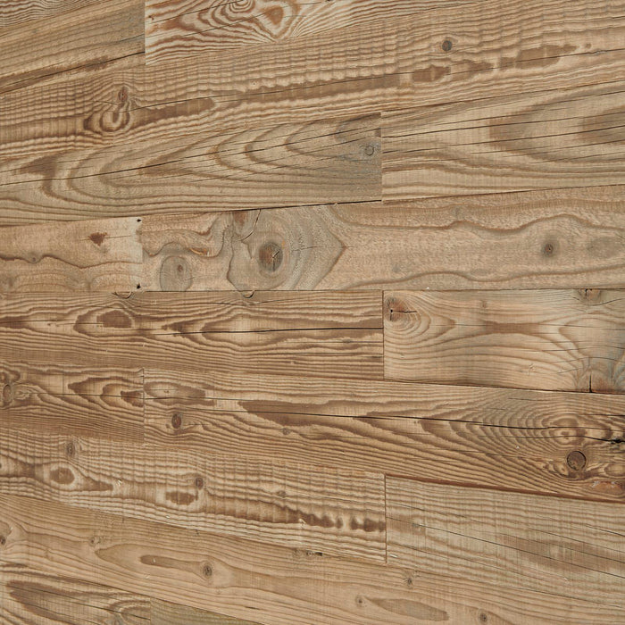 Cafe Au Lait Reclaimed Wood Wall Panels
