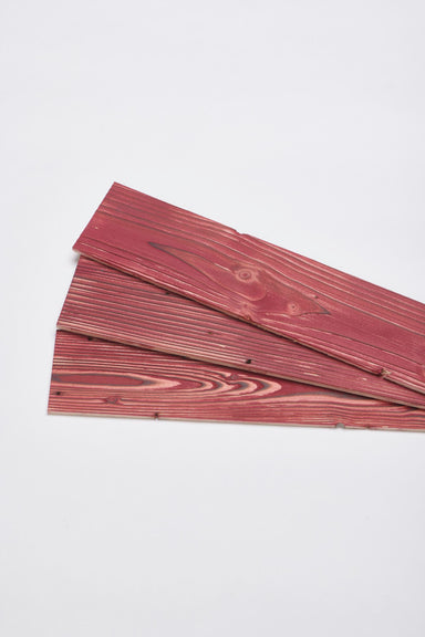 Cherry Wood Reclaimed Wood Wall Panels