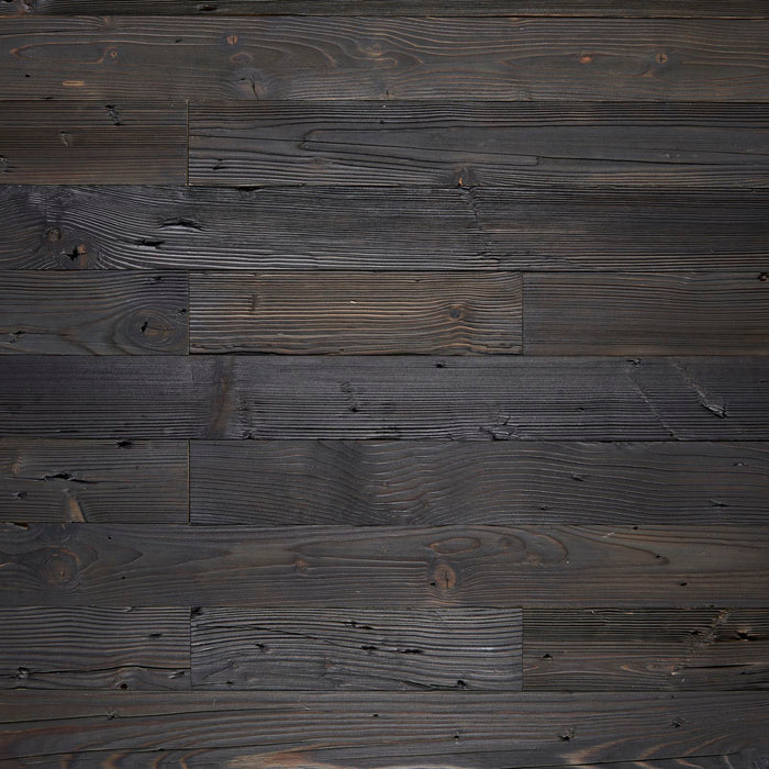 Decadent Grey Reclaimed Wood Wall Panels