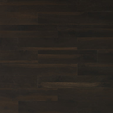 Smoked Oak Wood Panel Plain