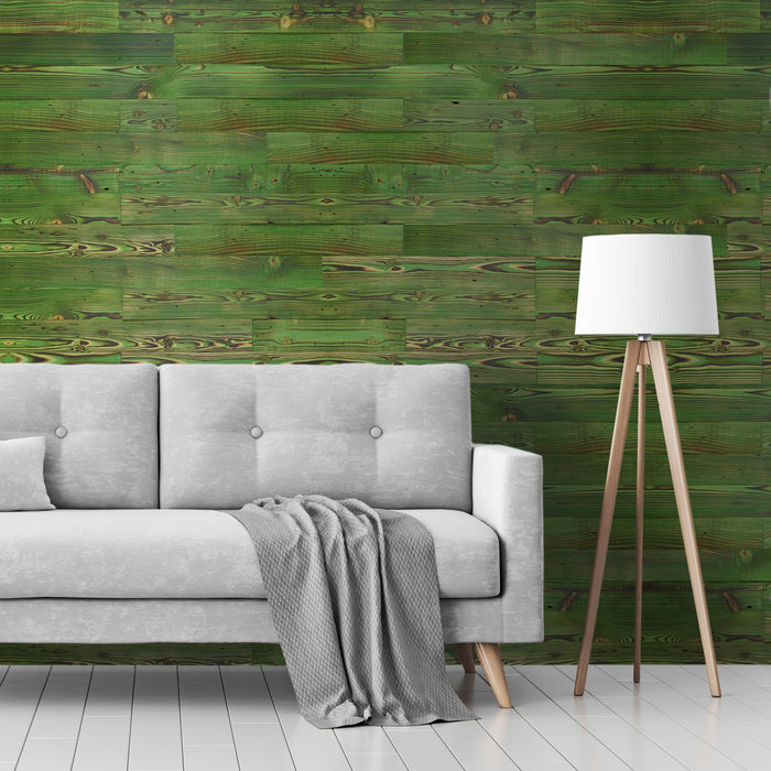 Emerald Reclaimed Wood Wall Panels