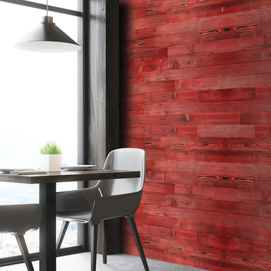 Garnet Reclaimed Wood Wall Panels