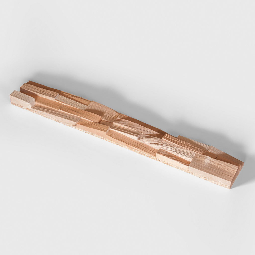 Grohe 3D Layered Wood Panel