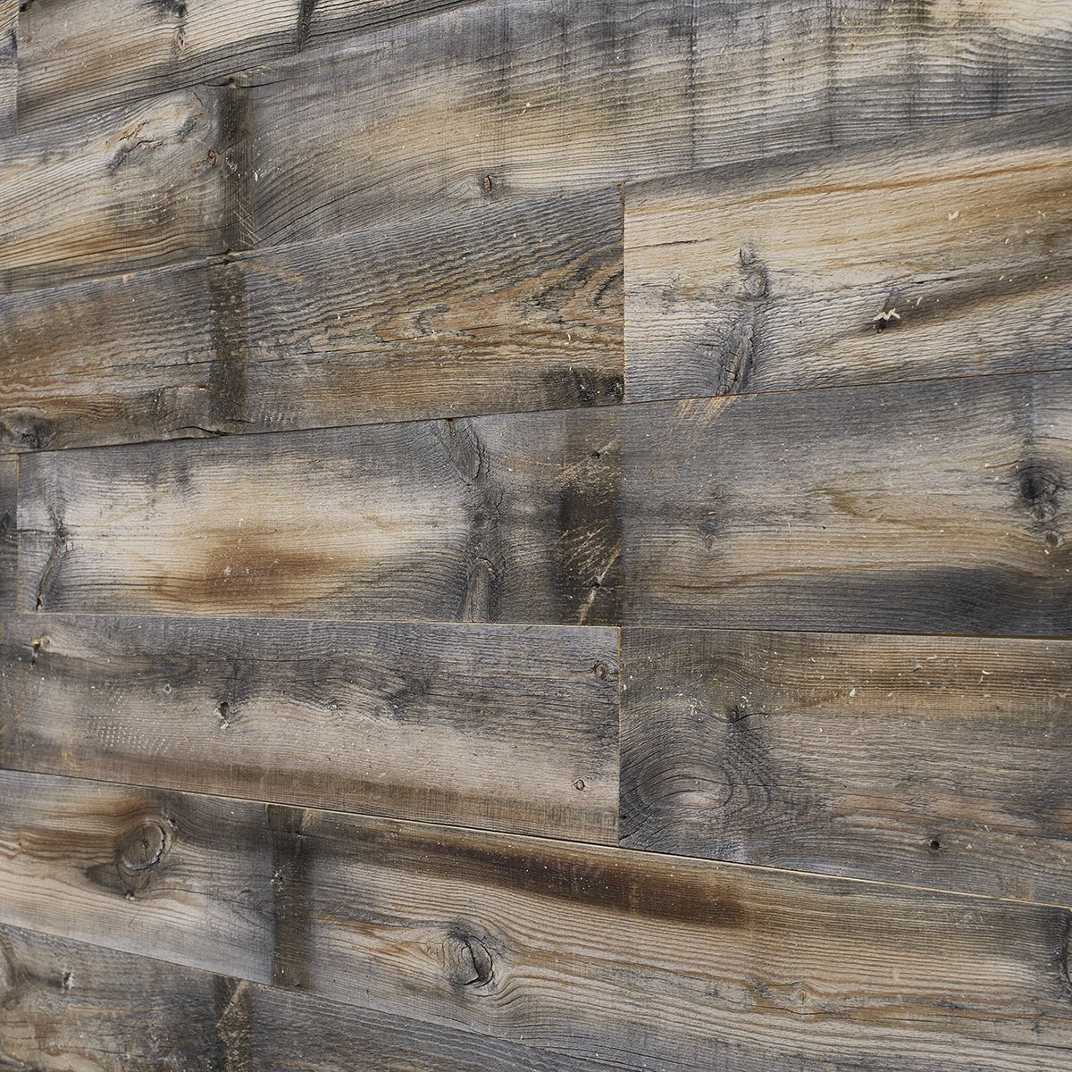 Red Rock Grey Reclaimed Wood Angle