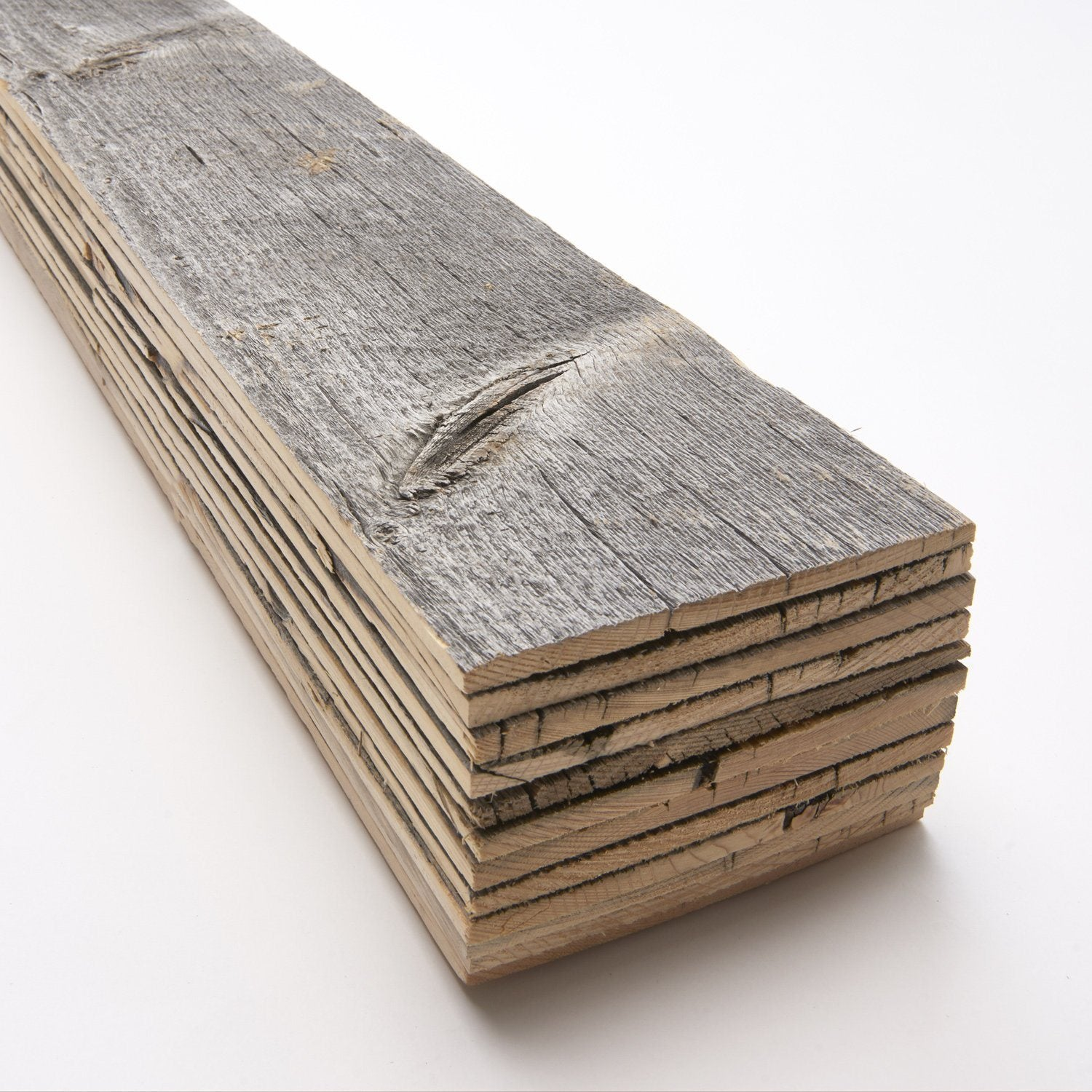 Rocky Mountain Grey Reclaimed Wood