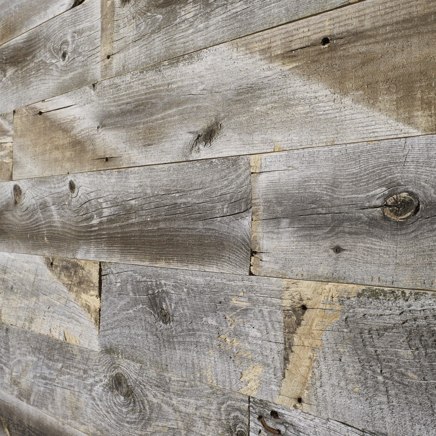Barn Wood Style Recalimed Wood Wall