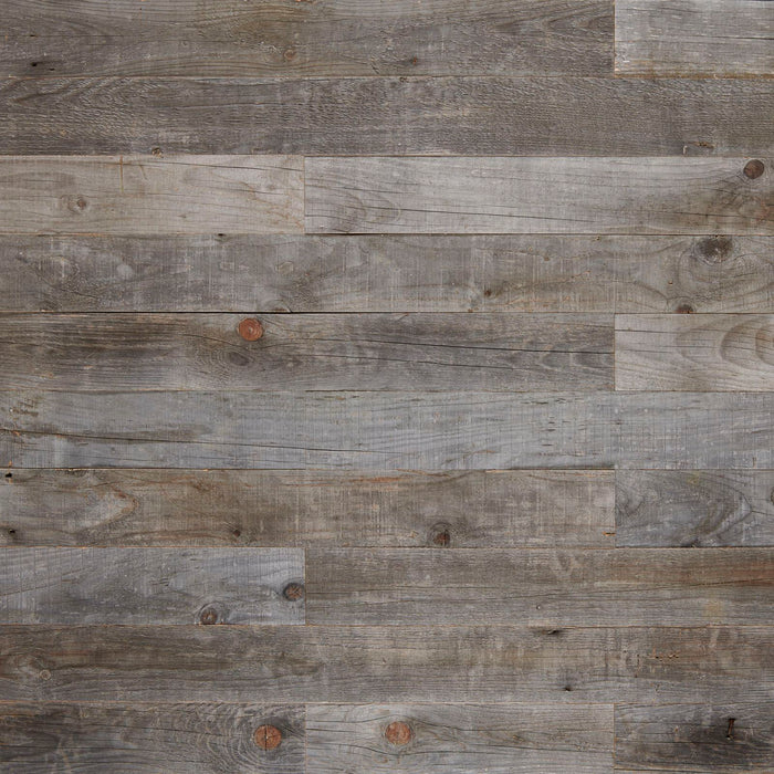 Twilight Grey Reclaimed Wood Wall Panels
