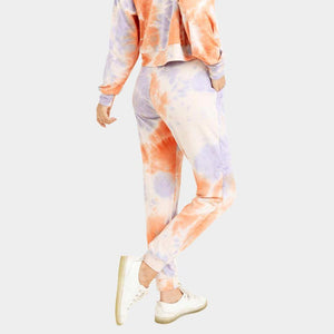 Orange Haze Jogger - HOT SUGAR BOUTIQUE