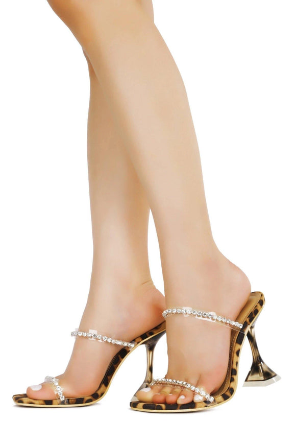 Queen Diamond Heels - HOT SUGAR BOUTIQUE