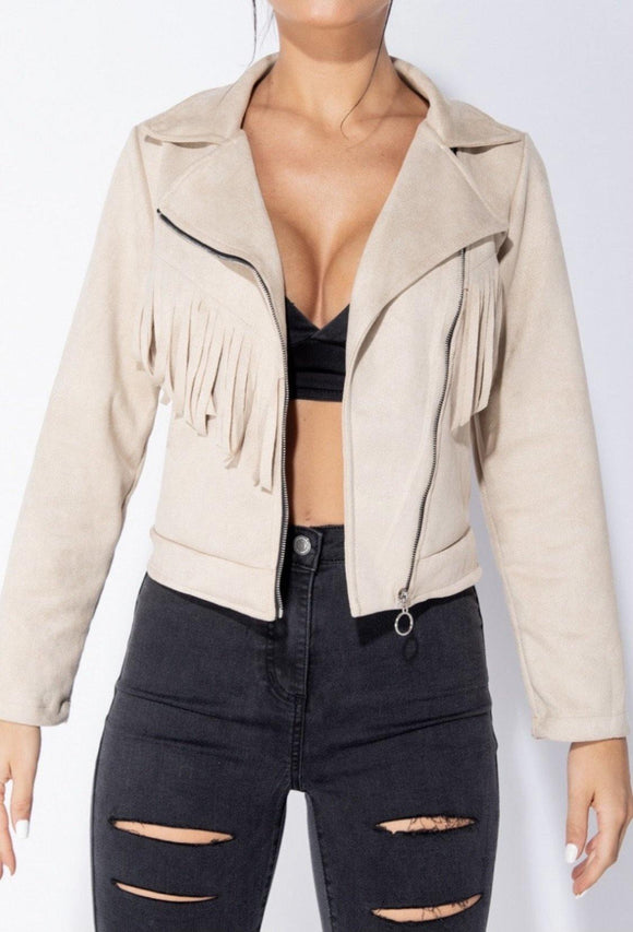 Downtown Jacket - HOT SUGAR BOUTIQUE