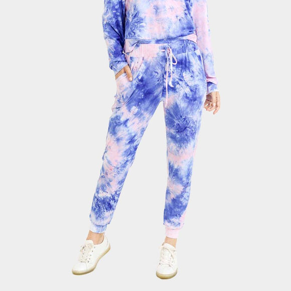 Blue Haze Jogger - HOT SUGAR BOUTIQUE