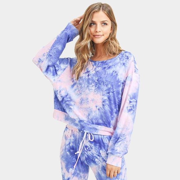 Blue Haze Top - HOT SUGAR BOUTIQUE