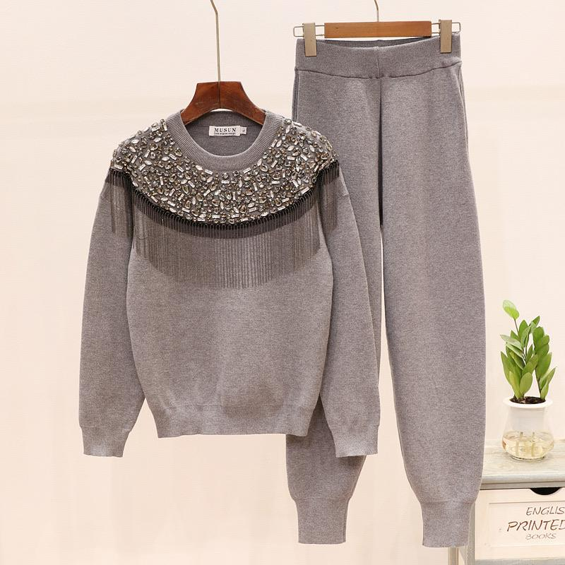 ZAZA GREY SET
