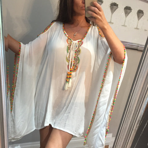 BLISS Kaftan Top