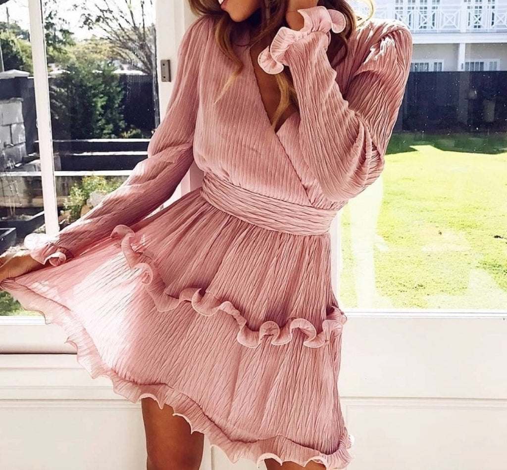 SIGALA PINK DRESS