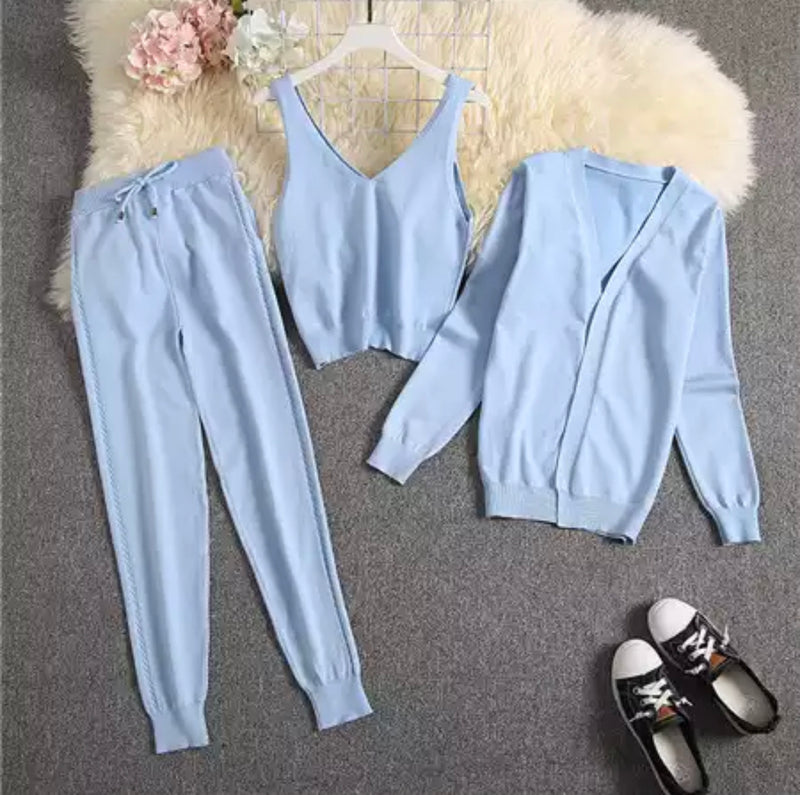 CHIKA GREY SET