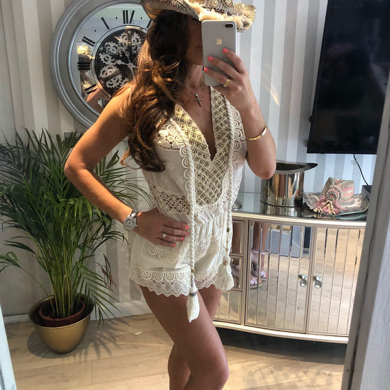 DOLLY PLAYSUIT