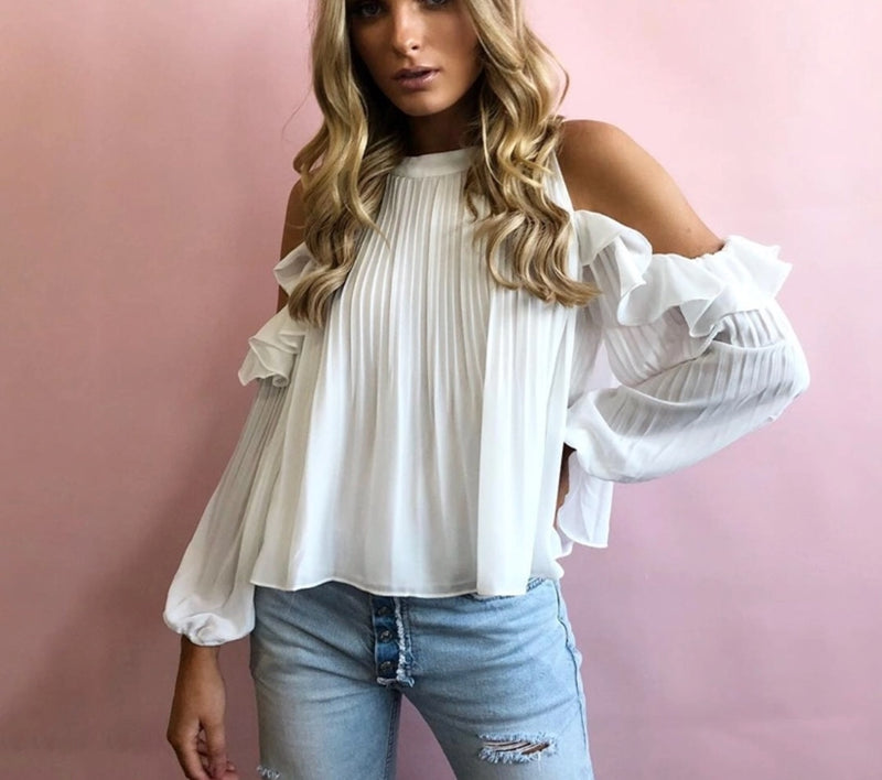 ROSIE WHITE TOP