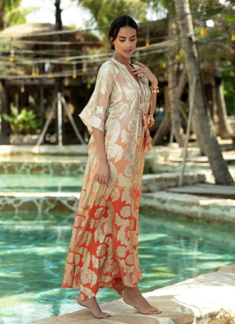 Kaftan BODHI ORANGE
