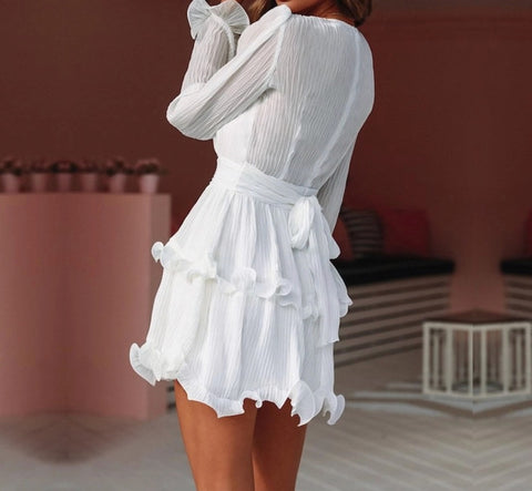 SIGALA WHITE DRESS