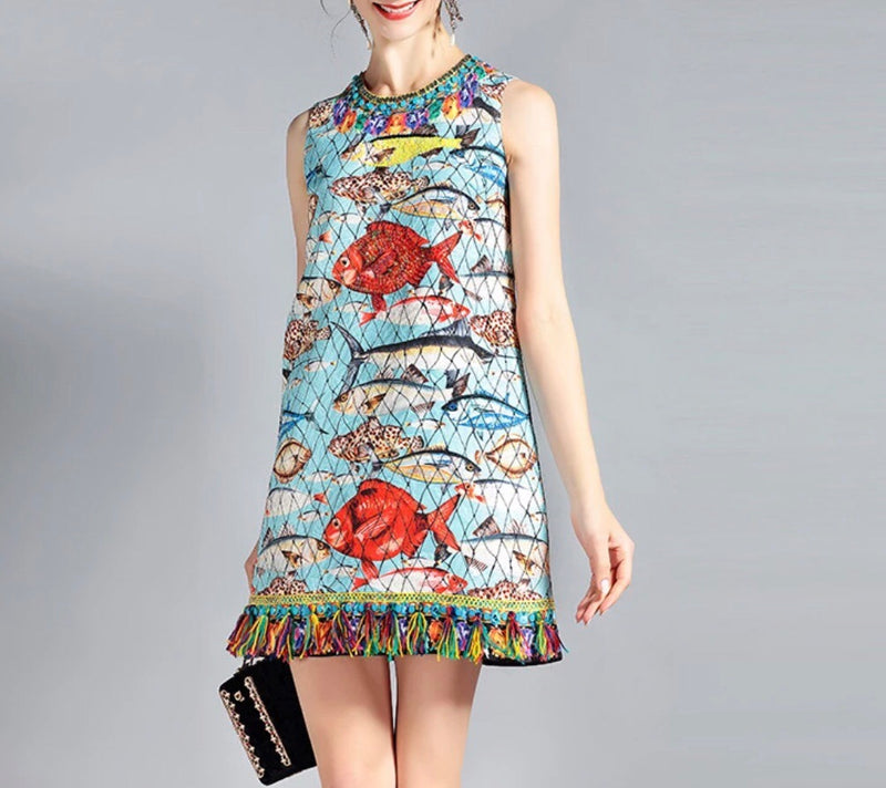 FISHES Dress