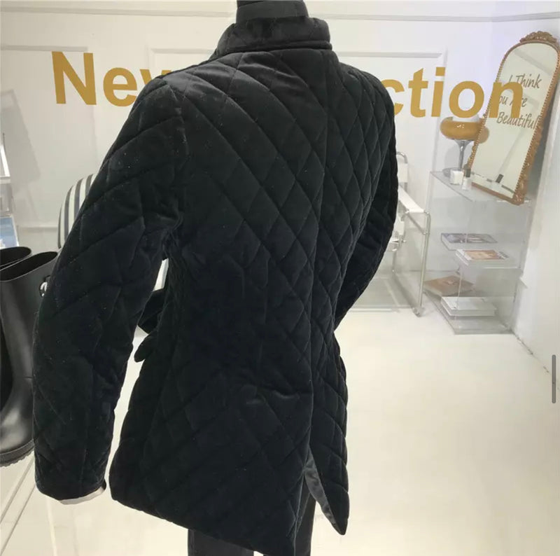 BEAU BLACK JACKET