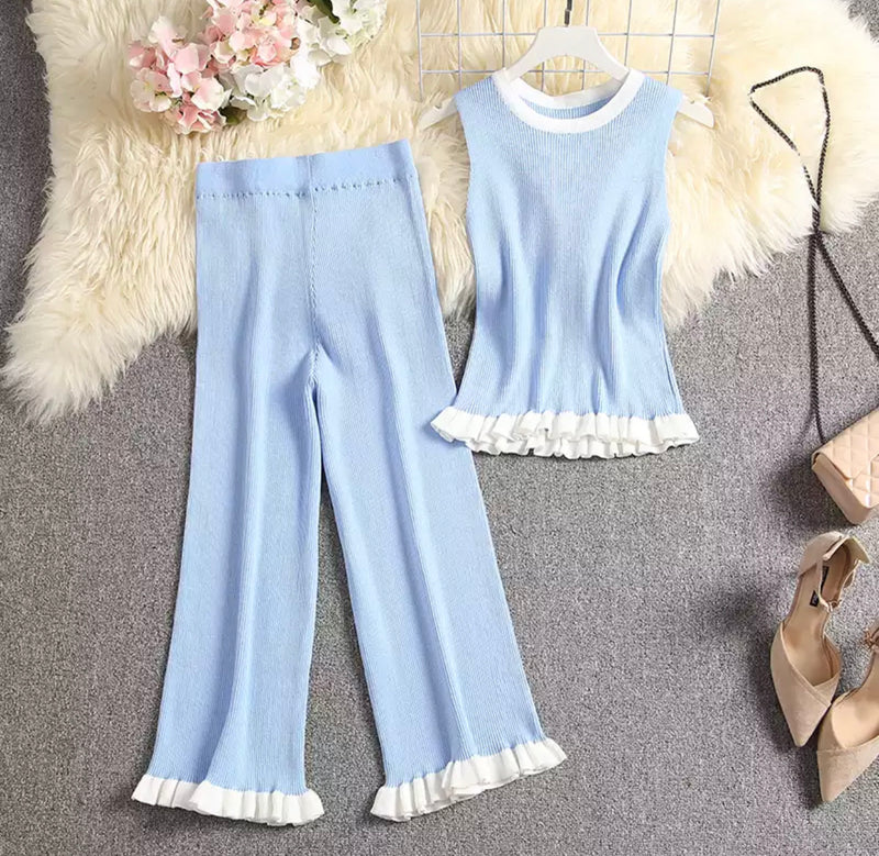 RIRI BLUE SET