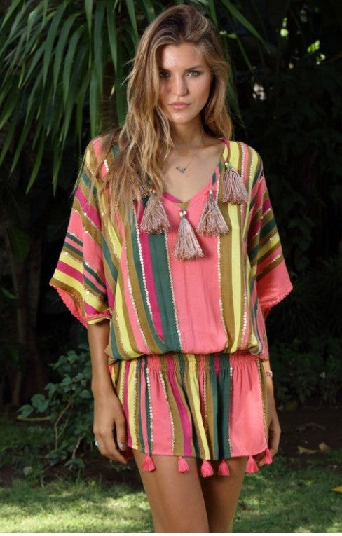 SUMMER DARK Kaftan