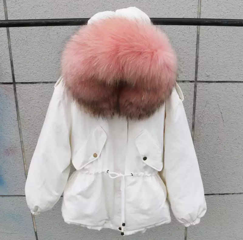 RITA CREAM / OFF WHITE COAT
