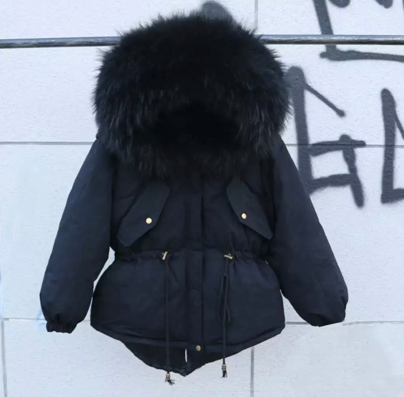 LOLLY BLACK COAT