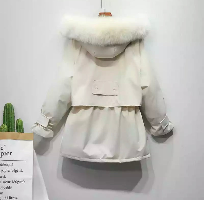 HARRIET CREAM COAT