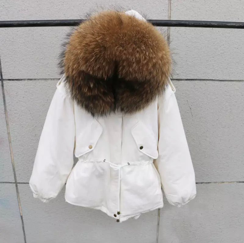 GRACIE WHITE COAT