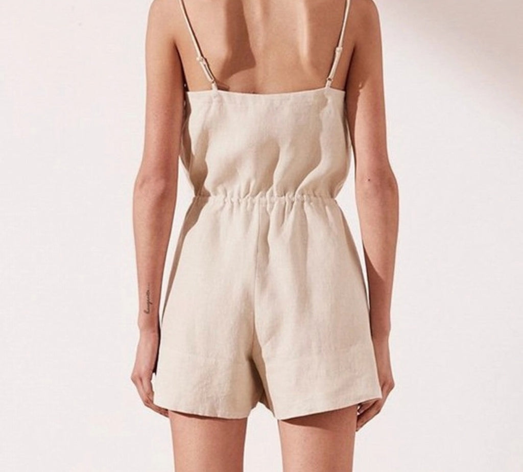 SIDNEY PLAYSUIT