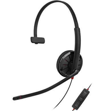 Plantronics Blackwire C310 Monaural USB Headset - (85618-01)