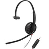 Plantronics Blackwire C310 Monaural USB Headset - Black (85618-01)