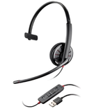 Plantronics Blackwire C310 (85618-01) Monaural USB Headset -