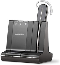 Load image into Gallery viewer, Plantronics Savi 740 Wireless Headset System for Unified Communication