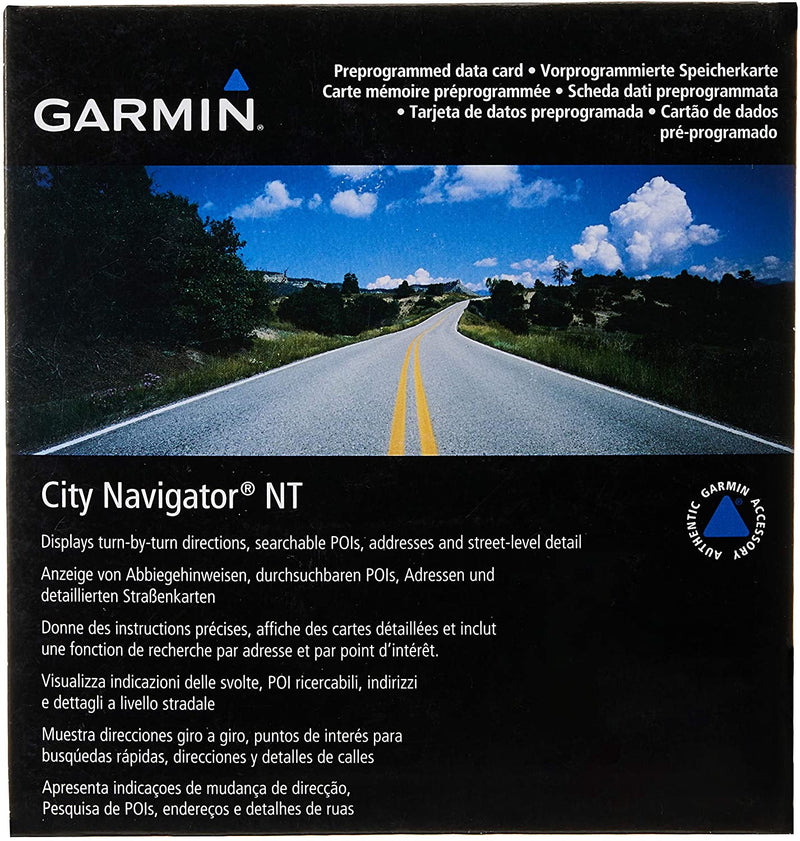 Garmin City Navigator Europe NT (010-10680-50)