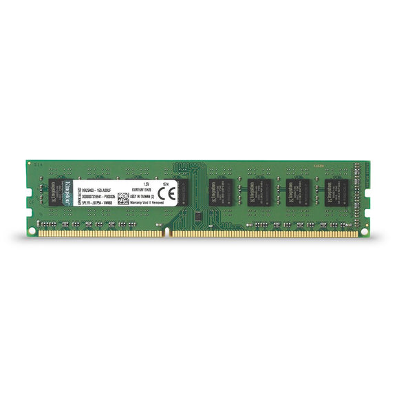 Kingston Technology 8GB PC Memory 1600MHz DDR3 Non-ECC CL11 SODIMM  (KVR16S11/8)