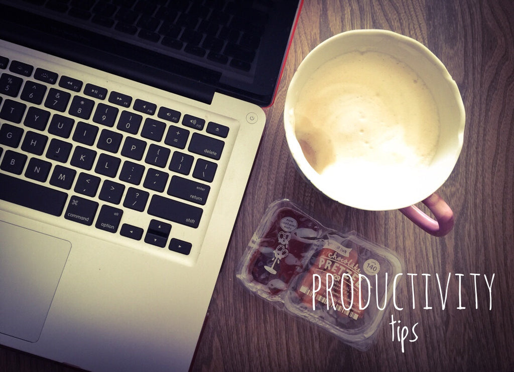 """Tips on How to Survive a Busy Life and How to Stay Productive"""