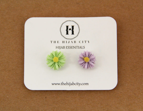 Fashion Magnets Duo Pack Daises - The Hijab City