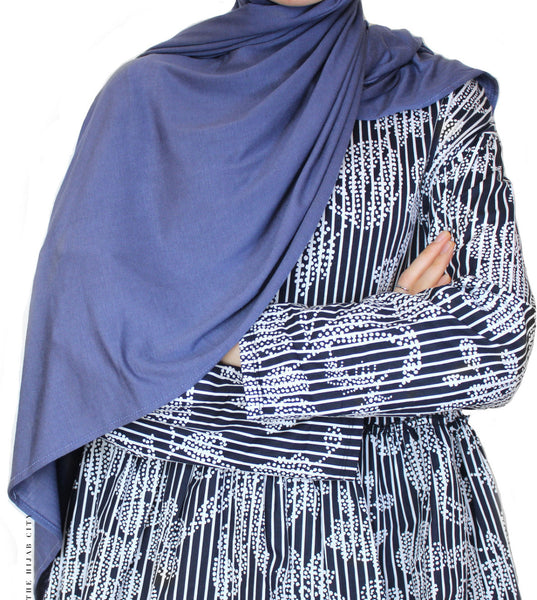 """Florence"" Premium Jersey Hijabs - The Hijab City"