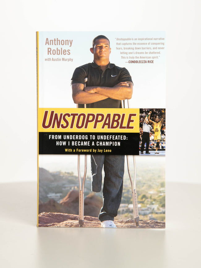 UNSTOPPABLE:HOW I BECOME A CHAMPION