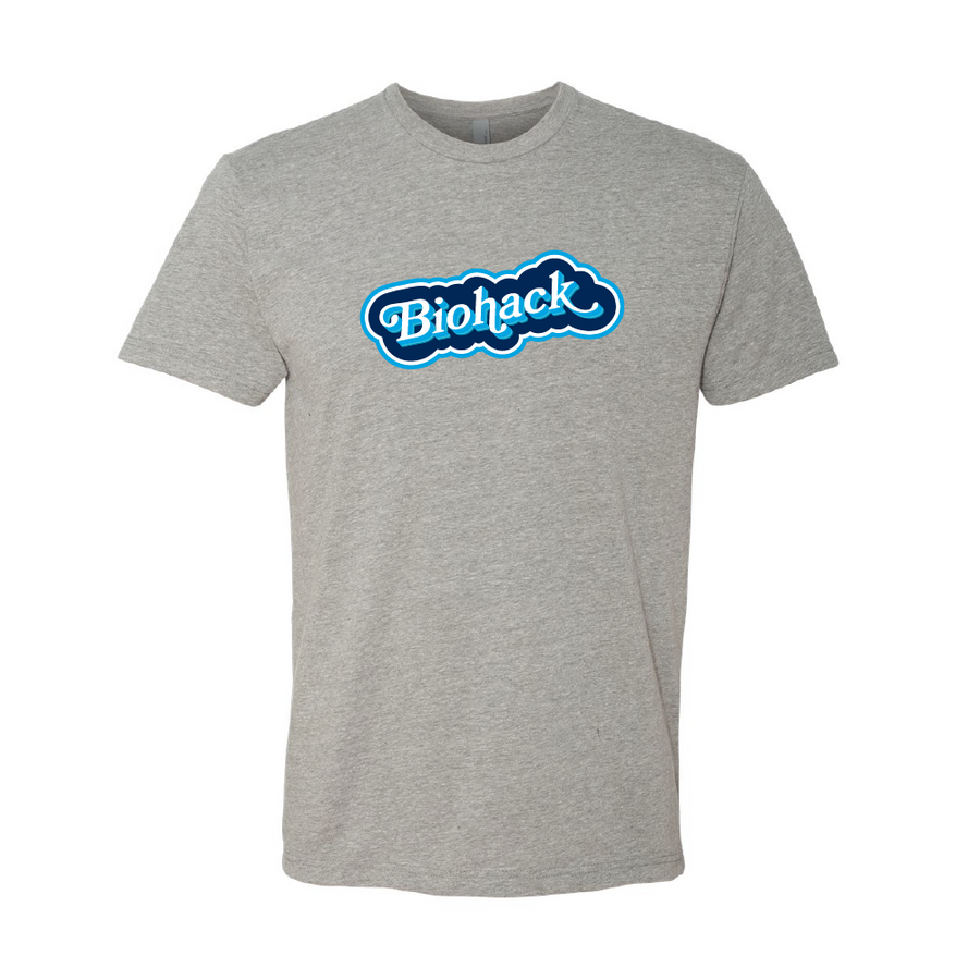 Biohack Cloud Blue Short Sleeve Tee