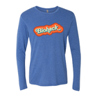 Biohack Cloud Orange Long Sleeve Tee