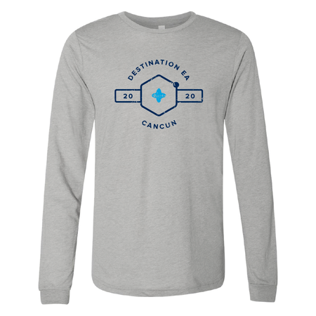 Destination EA Cancun Long Sleeve Tee