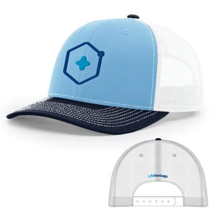 Hat Trucker Blue